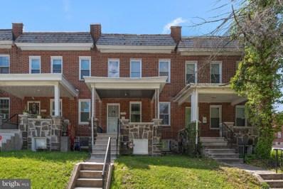 3924 Greenspring Avenue, Baltimore, MD 21211 - #: MDBA548026