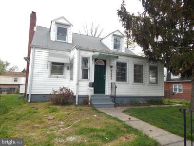 5401 Todd Avenue, Baltimore, MD 21206 - #: MDBA548052