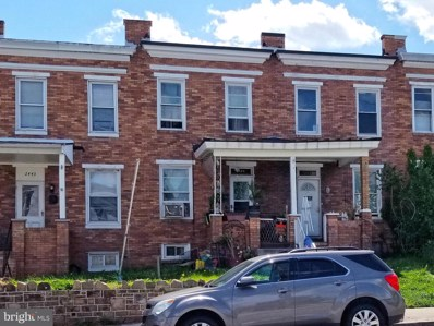 2445 Washington Boulevard, Baltimore, MD 21230 - #: MDBA548140