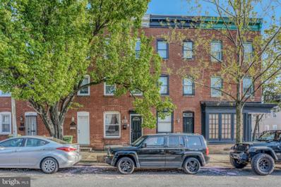 2931 Hudson Street, Baltimore, MD 21224 - #: MDBA548142