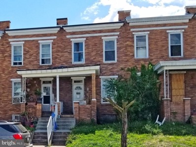 2447 Washington Boulevard, Baltimore, MD 21230 - #: MDBA548144