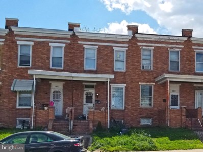 2455 Washington Boulevard, Baltimore, MD 21230 - #: MDBA548152