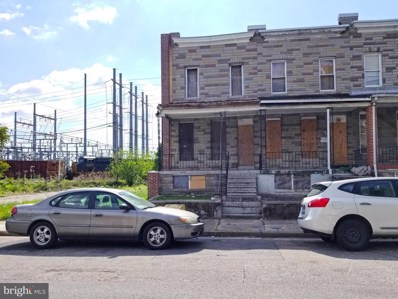 2105 Sidney Avenue, Baltimore, MD 21230 - #: MDBA548248