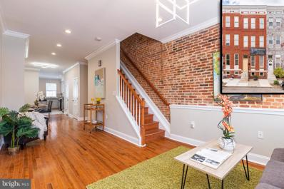 1418 N Bond Street, Baltimore, MD 21213 - #: MDBA548250