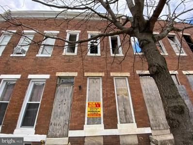 530 N Pulaski Street, Baltimore, MD 21223 - #: MDBA548254