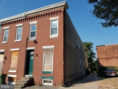 548 N Payson Street, Baltimore, MD 21223 - #: MDBA548256