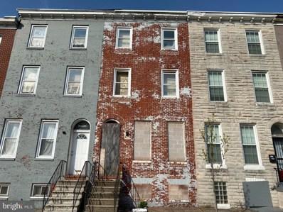 1346 N Fremont Avenue, Baltimore, MD 21217 - #: MDBA548270