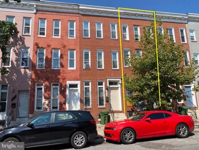 1620 N Gilmor Street, Baltimore, MD 21217 - #: MDBA548274