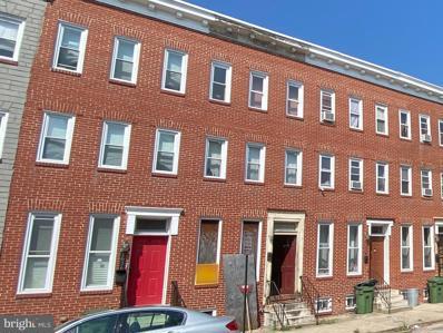 1628 N Gilmor Street, Baltimore, MD 21217 - #: MDBA548276