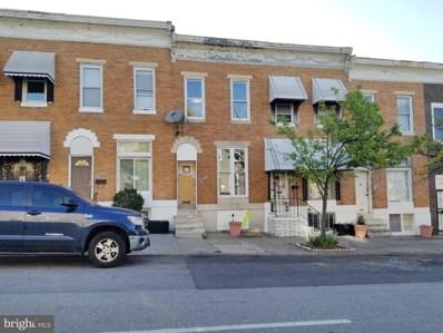 1829 N Wolfe Street, Baltimore, MD 21213 - #: MDBA548346