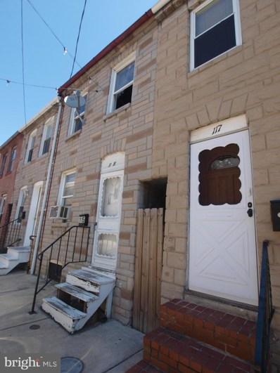 115 S Durham Street, Baltimore, MD 21231 - #: MDBA548352