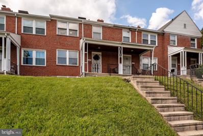 1236 E Cold Spring Lane, Baltimore, MD 21239 - #: MDBA548360