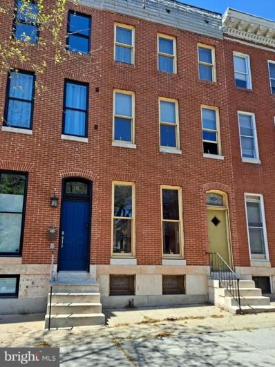 110 S Gilmor Street, Baltimore, MD 21223 - #: MDBA548380