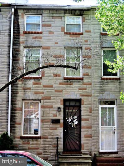18 S Washington Street, Baltimore, MD 21231 - #: MDBA548452