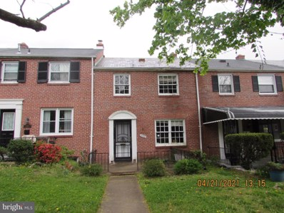 3905 Rexmere Road, Baltimore, MD 21218 - #: MDBA548468