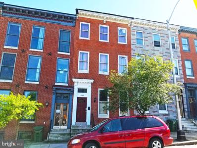 1723 Hollins Street, Baltimore, MD 21223 - #: MDBA548580