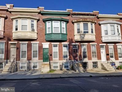 246 N Payson Street, Baltimore, MD 21223 - #: MDBA548586