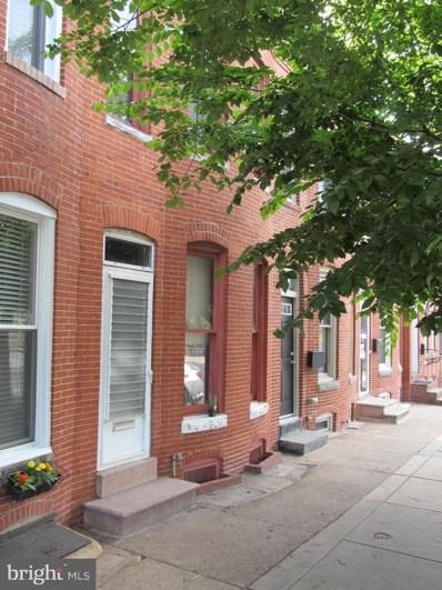 1340 E Fort Avenue, Baltimore, MD 21230 - #: MDBA548588