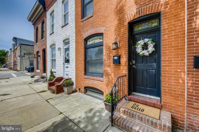 3126 Elliott Street, Baltimore, MD 21224 - #: MDBA548618