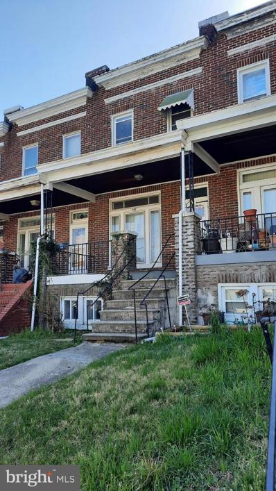115 S Monastery Avenue, Baltimore, MD 21229 - #: MDBA548726