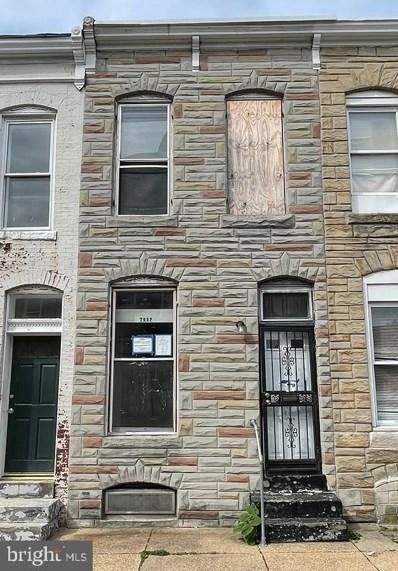 2652 Miles Avenue, Baltimore, MD 21211 - #: MDBA548736