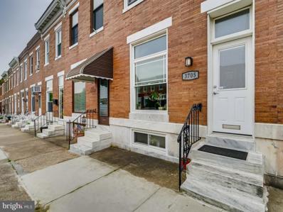 3705 Foster Avenue, Baltimore, MD 21224 - #: MDBA548740