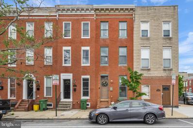1543 S Hanover Street, Baltimore, MD 21230 - #: MDBA548758