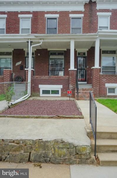 5250 Linden Heights Avenue, Baltimore, MD 21215 - #: MDBA548768