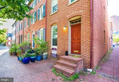 12 E Montgomery Street, Baltimore, MD 21230 - #: MDBA548792