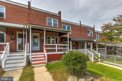 2022 Girard Avenue, Baltimore, MD 21211 - #: MDBA548824