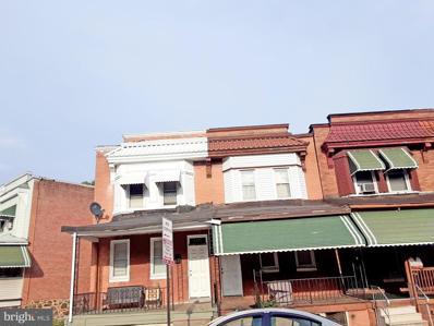 2233 Homewood Avenue, Baltimore, MD 21218 - #: MDBA548952