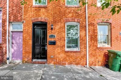 517 S Chester Street, Baltimore, MD 21231 - #: MDBA548962