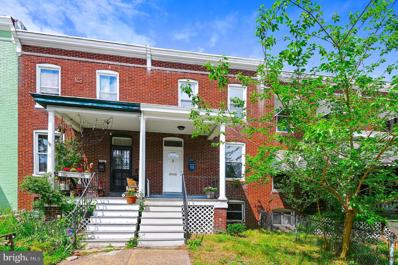 734 E 36TH Street, Baltimore, MD 21218 - #: MDBA548970
