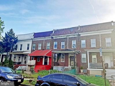 4904 Cordelia Avenue, Baltimore, MD 21215 - #: MDBA549078