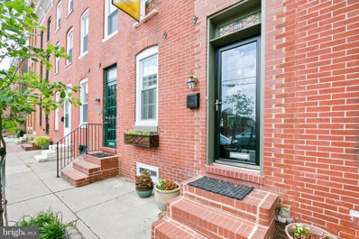 1218 Riverside Avenue, Baltimore, MD 21230 - #: MDBA549094