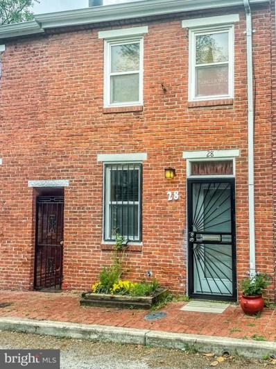28 S Durham Street, Baltimore, MD 21231 - #: MDBA549246