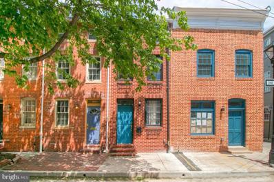1812 Lancaster Street, Baltimore, MD 21231 - #: MDBA549272
