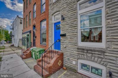 1605 W Pratt Street, Baltimore, MD 21223 - #: MDBA549382