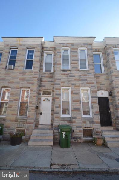 1319 Glyndon Avenue, Baltimore, MD 21223 - #: MDBA549444