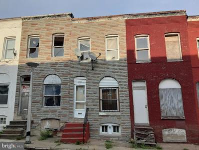 1711 N Regester Street, Baltimore, MD 21213 - #: MDBA549466