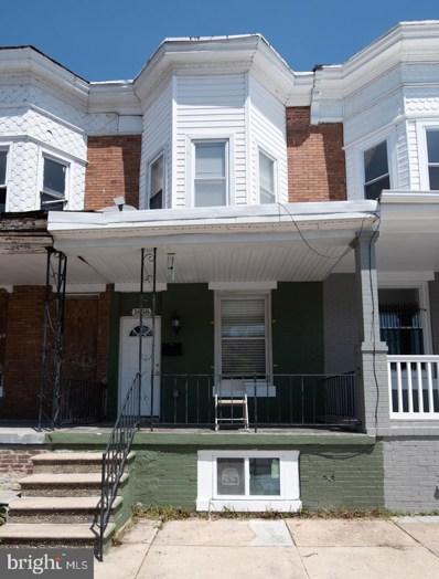 1658 Gorsuch Avenue, Baltimore, MD 21218 - #: MDBA549474