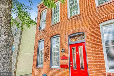 711 S Bouldin Street, Baltimore, MD 21224 - #: MDBA549502