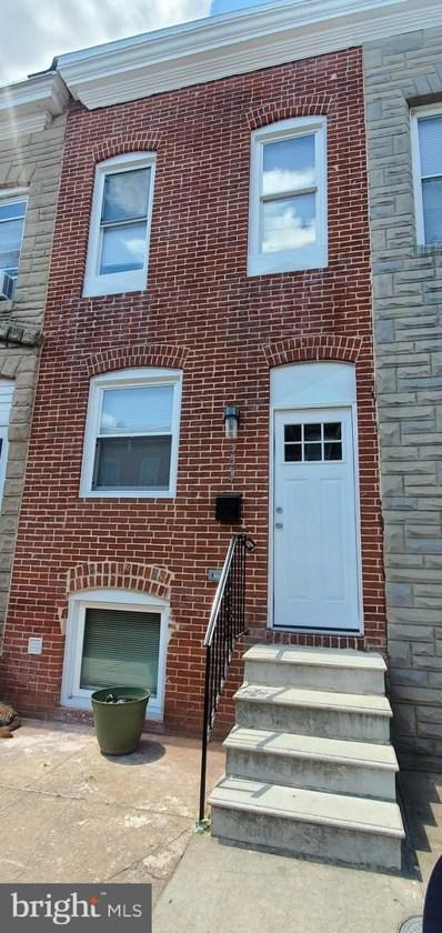 224 N Rose Street, Baltimore, MD 21224 - #: MDBA549532