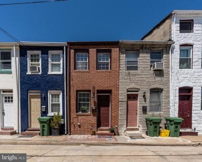 1612 Portugal Street, Baltimore, MD 21231 - #: MDBA549538