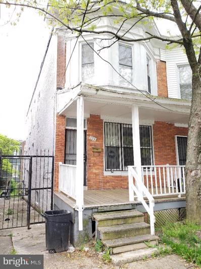 703 Glenwood Avenue, Baltimore, MD 21212 - #: MDBA549584