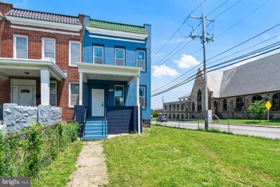4411 Pimlico Road, Baltimore, MD 21215 - #: MDBA549588