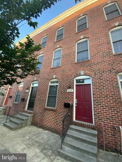 2115 E Fairmount Avenue, Baltimore, MD 21231 - #: MDBA549616