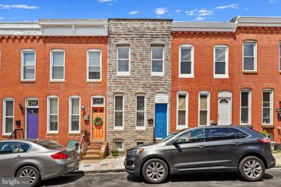 112 Burnett Street, Baltimore, MD 21230 - #: MDBA549636