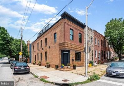 3400 Dillon Street, Baltimore, MD 21224 - #: MDBA549660