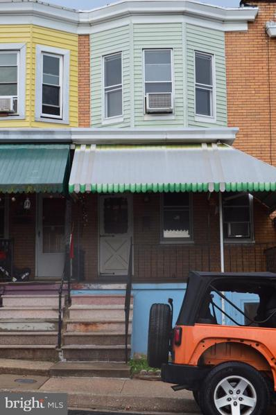 4013 Hickory Avenue, Baltimore, MD 21211 - #: MDBA549692